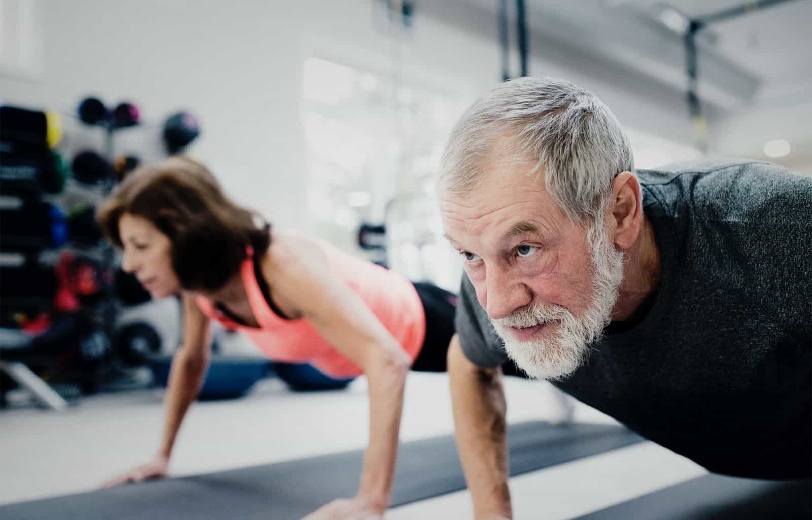 Active aging fitness