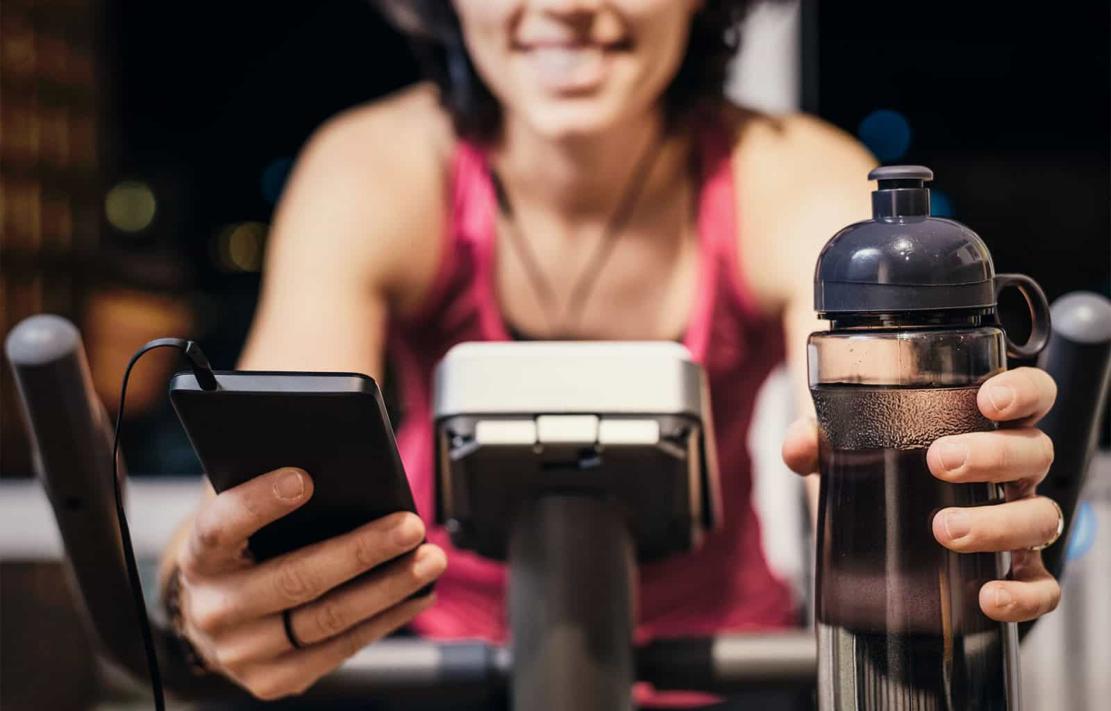 Music & Playlists - Group Fitness
