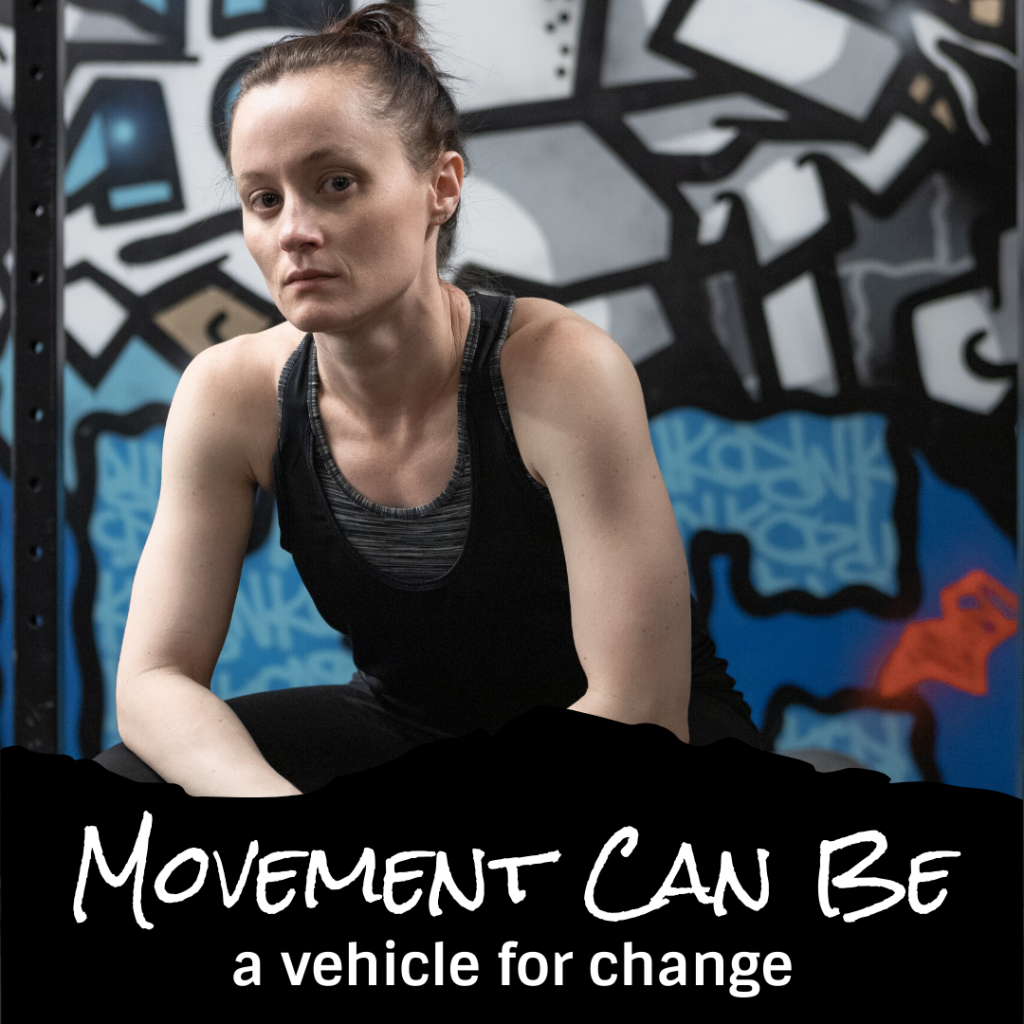 GXunited Core Beliefs - Movement Can be a vehicle for change