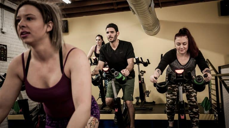 Scientifically sound indoor cycle classes